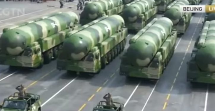 China celebrates 70 years of communism by parading new DF-41 ICBM