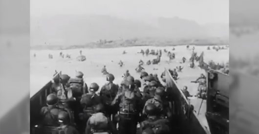 Sound of D-Day in old audio recording found in N.Y. cabin by J.E. Dyer