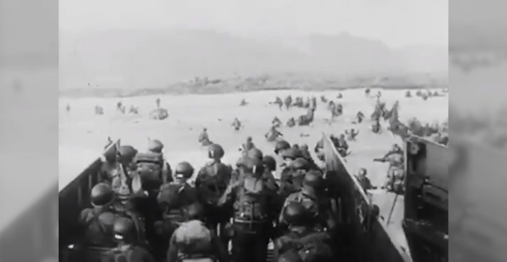 Sound of D-Day in old audio recording found in N.Y. cabin