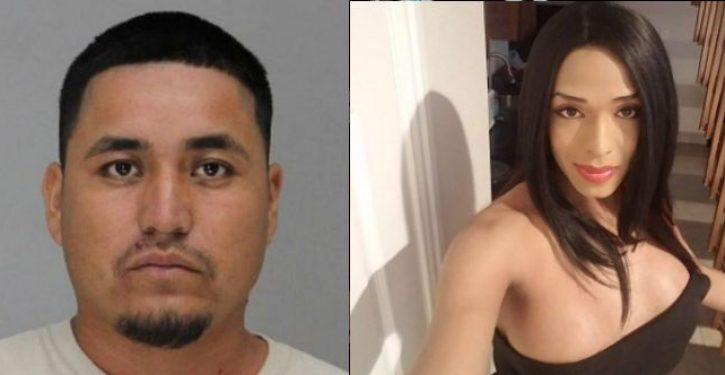 Illegal alien who confessed to shooting transgender hooker multiple times at large