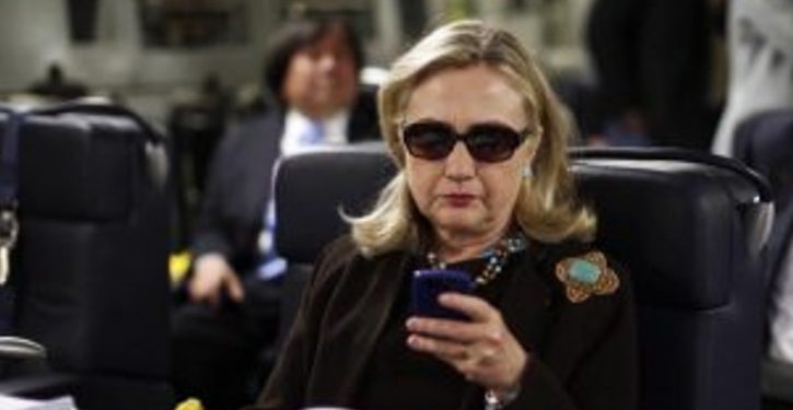 Does Google have Hillary Clinton's BleachBit emails? Judicial Watch is seeking an answer