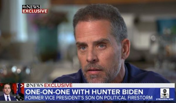 Hunter's laptop reveals his use of another racial slur — this time against Asians by Guest Post