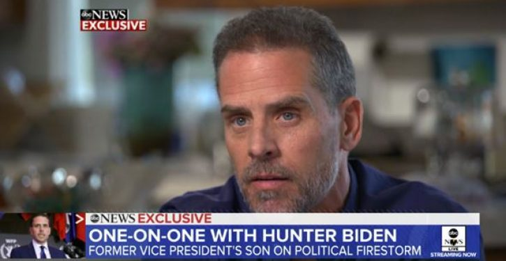 Hunter Biden: I think maybe I used poor judgment