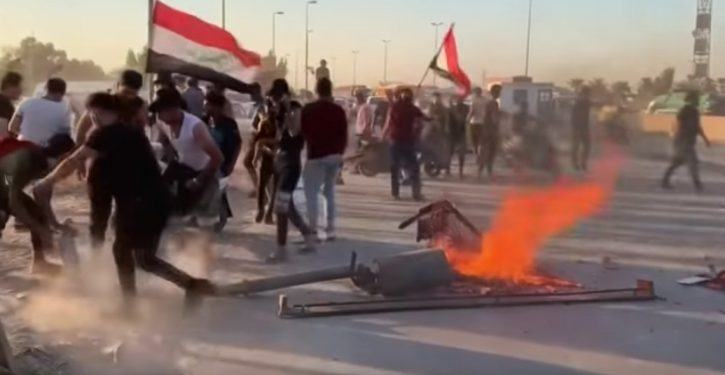 Iraq protests: Deaths near 100, thousands injured; live fire from Iran-backed militia