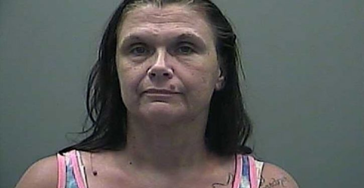 Alabama woman arrested after calling cops to have her meth tested for purity