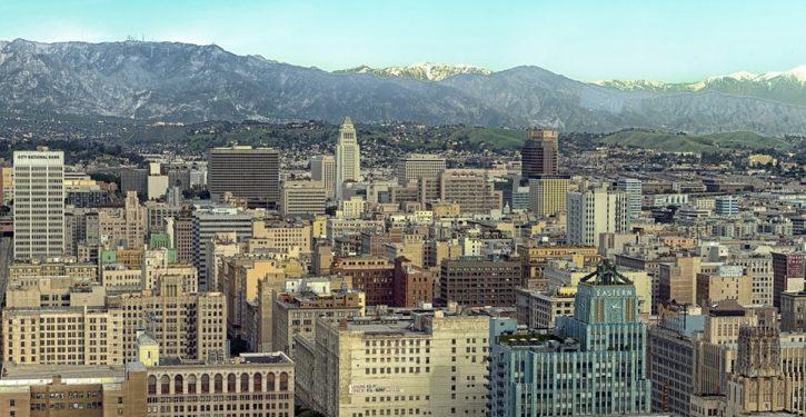 Progressive Los Angeles Times advocates racism while denouncing it