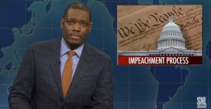 SNL 'joke' urges Trump assassination because impeachment takes too long