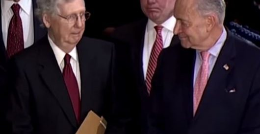 Mitch McConnell stunned when Elijah Cummings pallbearer refuses to shake his hand by Rusty Weiss
