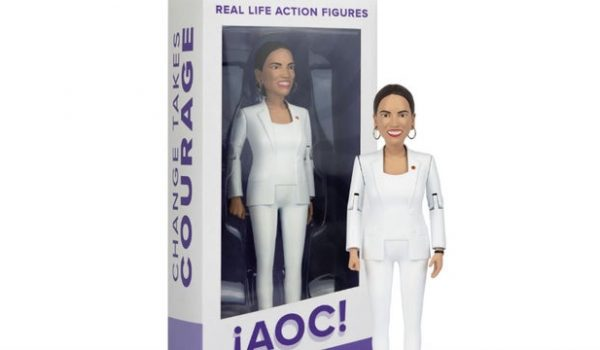 Not The Onion: Ocasio-Cortez action figure coming to a store near you by Ben Bowles