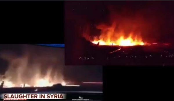 Syria: Trump sends delegation to negotiate; ABC gives us 'Turkish attack' filmed in Kentucky by J.E. Dyer