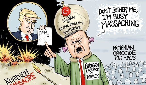 Cartoon of the Day: Cold Turkey by A. F. Branco