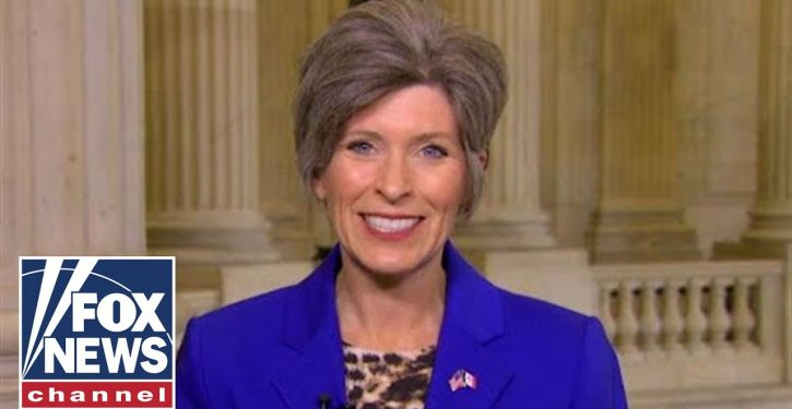 Joni Ernst: Several Democrat House impeachment managers voted against 'lethal aid' for Ukraine