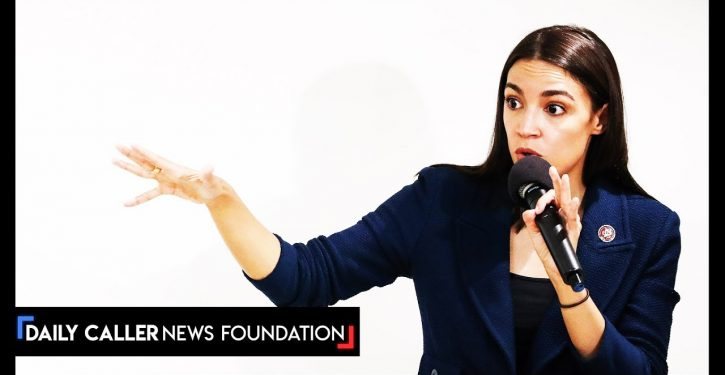Her hypocrisy is showing: Ocasio-Cortez rails out against funding from billionaires