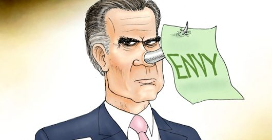 Cartoon of the Day: Going green by A. F. Branco