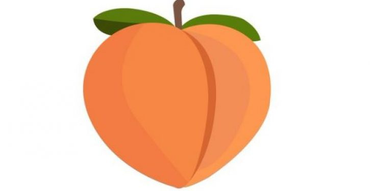 How the sexy peach emoji became the symbol of the resistance