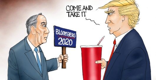 Cartoon of the Day: Gulp by A. F. Branco