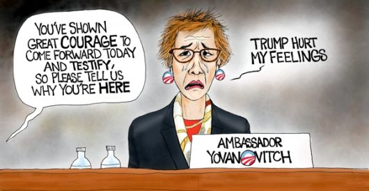 Cartoon of the Day: Braveheart by A. F. Branco