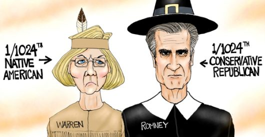 Cartoon of the Day: Thanksgivings misgivings by A. F. Branco