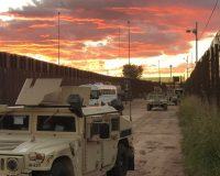 The U.S. border and the return of an old national defense problem