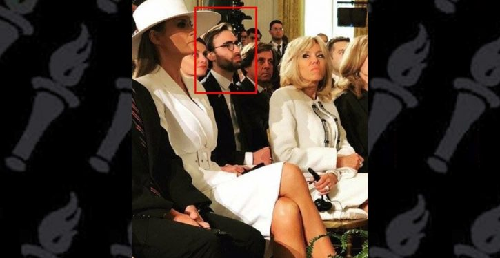 Alleged 'whistleblower' Eric Ciaramella was Biden guest at State Department banquet