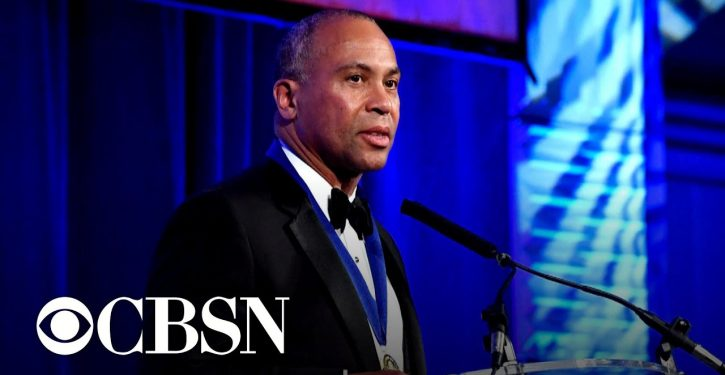 Deval Patrick said to be launching presidential campaign as early as Thursday