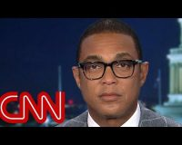CNN's Don Lemon compares Trump supporters to addicts who 'have to hit rock bottom'