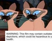 Disney adds PC warnings to its classic cartoons