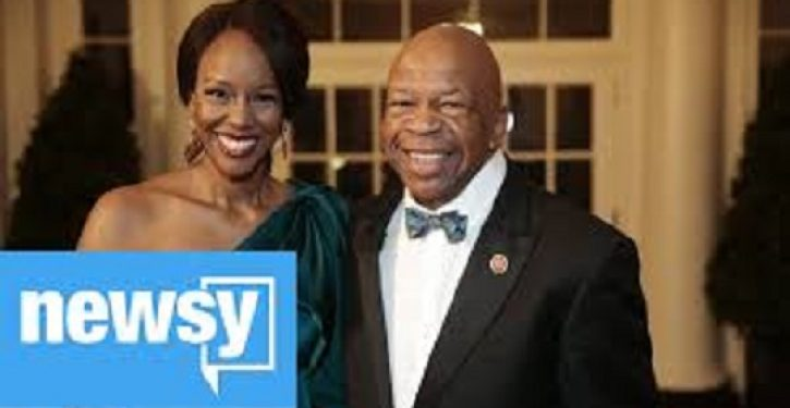 Elijah Cummings' widow announces she's running for his U.S. House seat