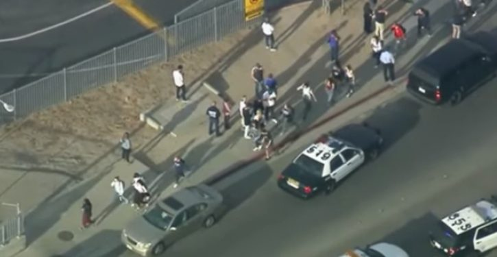 BREAKING: Two dead in high school shooting in SoCal; shooter in custody with self-inflicted injury