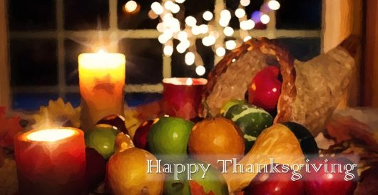 Thanksgiving greetings from Liberty Unyielding by J.E. Dyer