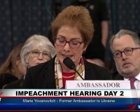 Trump, in real time, hands Dems another potential article of impeachment to pursue