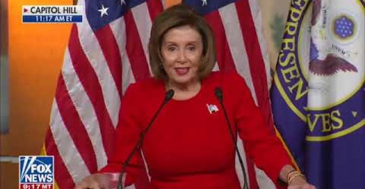 Nancy Pelosi calls a reporter whose question she doesn't like 'Mr. Republican Talking Points'