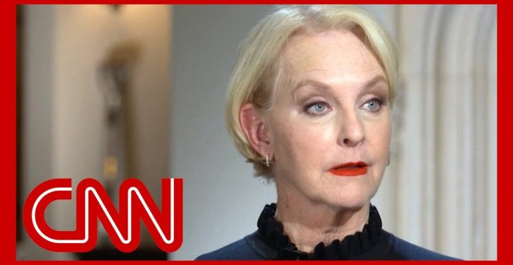 Cindy McCain defends the Biden family against Trump's accusations