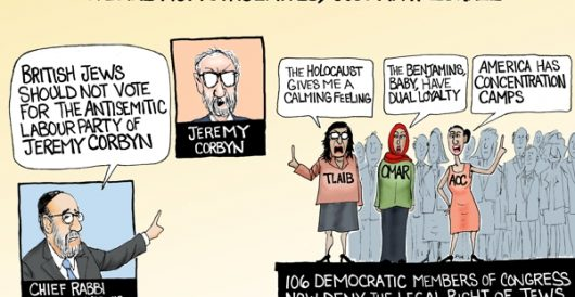 Cartoon of the Day: Discriminating haters by A. F. Branco