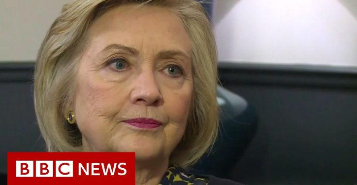 Hillary suggests Democrats need to control media and shape what Americans believe