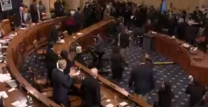 House Democrats and hearing attendees applaud Yovanovitch after testimony