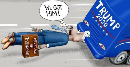 Cartoon of the Day: Bumper sticker by A. F. Branco