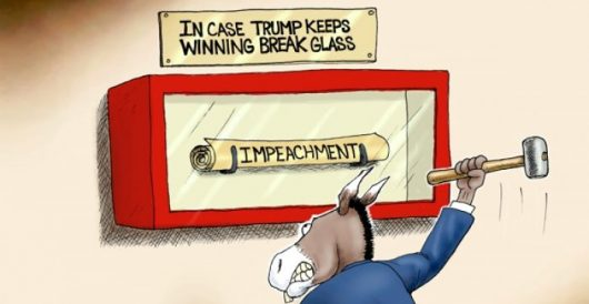 Cartoon of the Day: Alarming by A. F. Branco