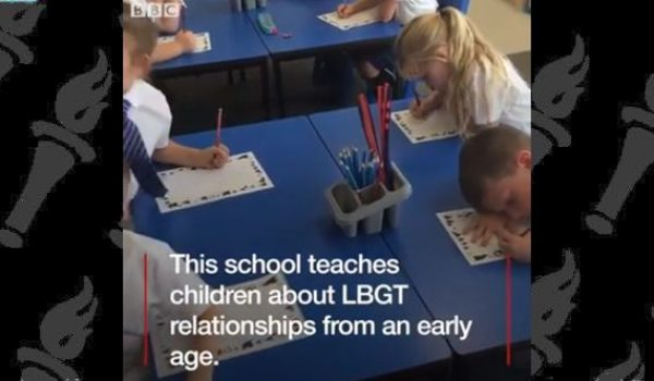 To promote diversity, school has 6-year-olds write a gay love letter by Ben Bowles
