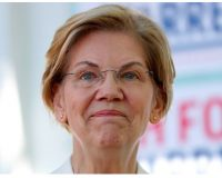 If elected, Warren pledges DOJ task force to investigate Trump corruption
