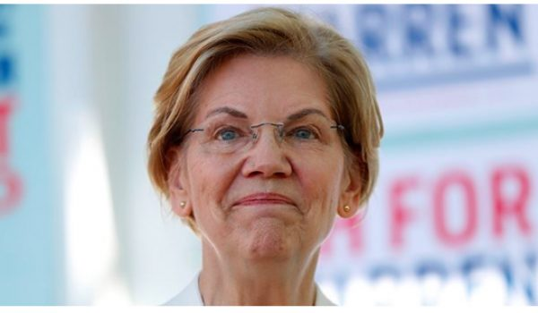 If elected, Warren pledges DOJ task force to investigate Trump corruption by Daily Caller News Foundation