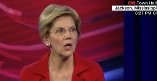 Elizabeth Warren bashed high-dollar fundraisers. Now she's hosting one for Joe Biden by Daily Caller News Foundation