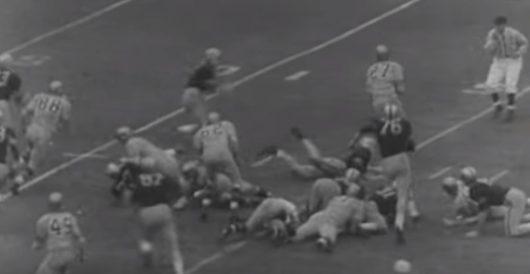 Football Follies 2019: NCAA week 16 – The Game by J.E. Dyer