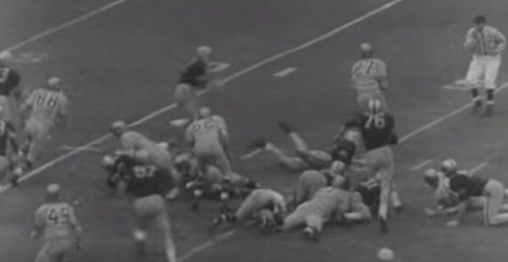 Football Follies 2019: NCAA week 16 – The Game