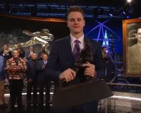 LSU quarterback Joe Burrow wins Heisman in 'landslide' vote