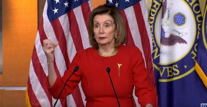 Pelosi: House to vote on resolution limiting Trump's actions against Iran