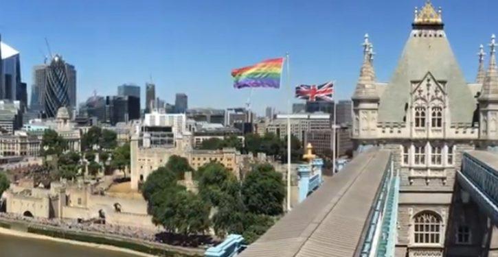 British parliament is world's gayest