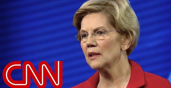 WSJ's Kim Strassel reminds Elizabeth Warren the nation has had 'race-conscious laws'