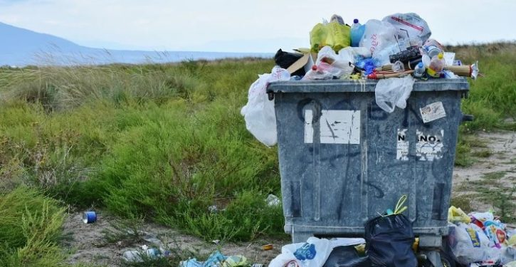 Illegally dumped garbage returned to 'rightful owner' on Christmas