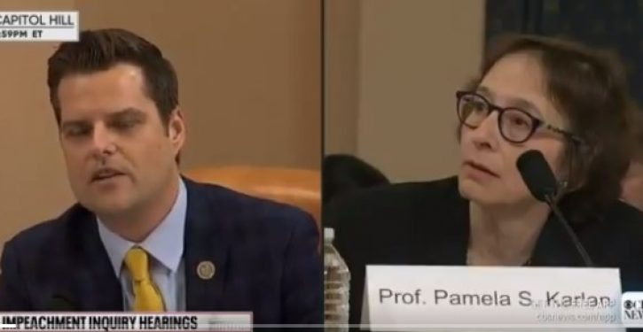 House Judiciary Committee impeachment report ignores 'expert' witnesses
